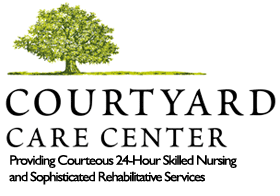 Long Term and End of Life Care | Courtyard Care Center